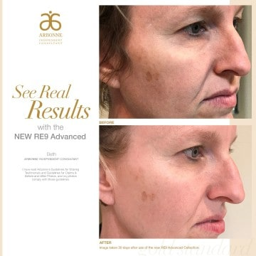 See real results with Arbonne 3